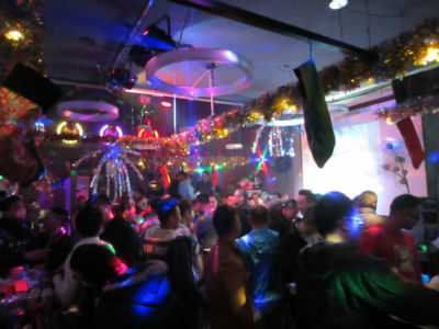 The gay bar of Laos